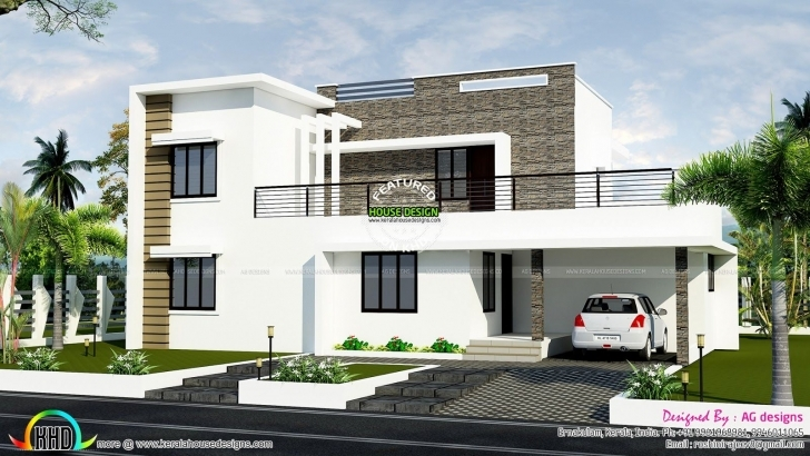 Remarkable Image Result For Parapet Wall Designs India | House | Pinterest Image Of 3Bedroom Flat With Parapet Pic