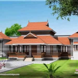 Beautiful Nalukettu Houses In Kerala