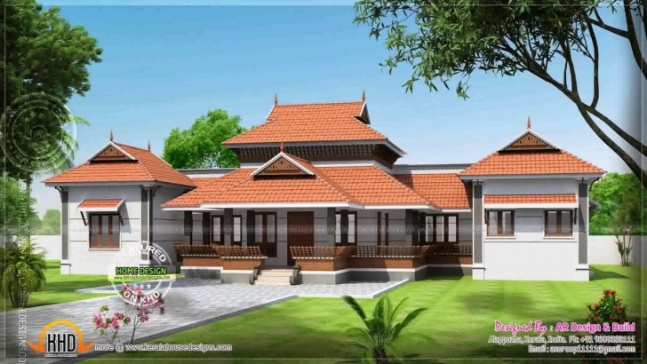 Remarkable Kerala Style Nalukettu House - Youtube Beautiful Nalukettu Houses In Kerala Pic