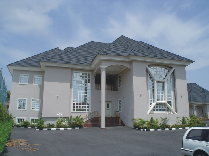 Remarkable Mansions In Nigeria (Pics) - You Can Post More Pictures - Properties Latest House In Nigeria Image
