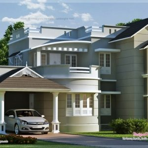 New Homes In Kerala Photo Gallery