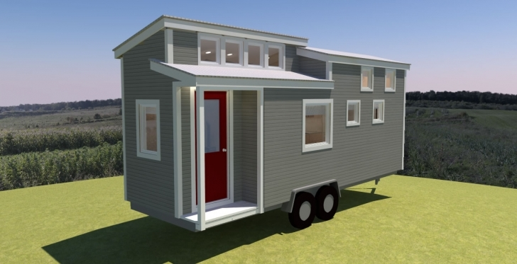 Splendid 18 Tiny House Designs – Tiny House Design 24 Ft Front House Design Photo