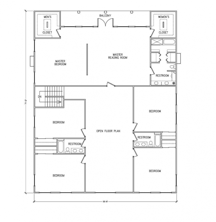 Splendid 30×50 Floor Plans - Home-Improvements 30X50 Home Floor Plans Pic