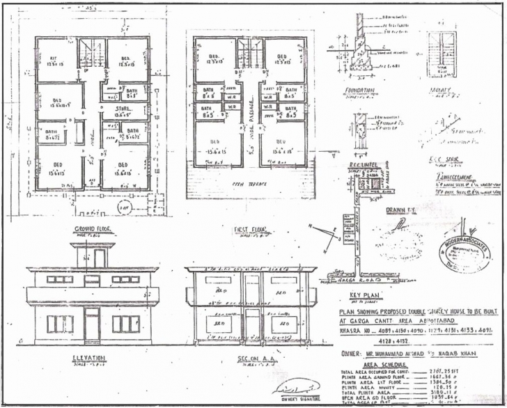 Splendid Building Plans And Elevation Fresh Residential House Design Plans Residential Building Plans And Elevations Photo