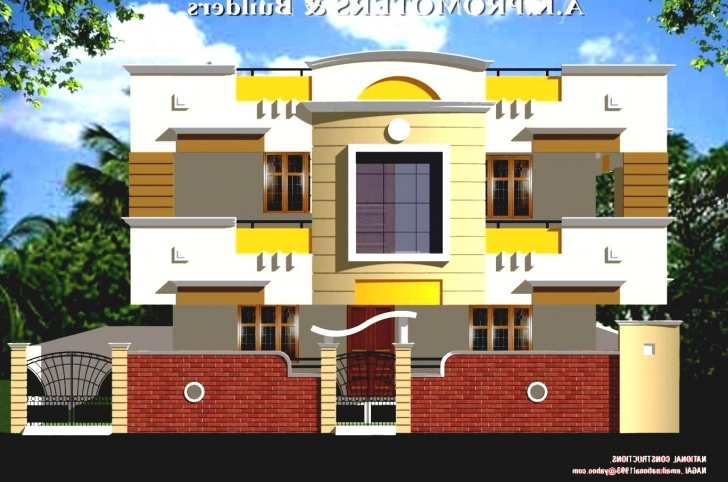 Splendid Front Indian House Plans Home Design Ideas - Building Plans Online Indian House Front Design Image
