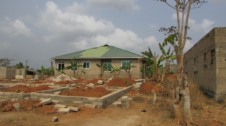 Splendid Ghana - Cahf | Centre For Affordable Housing Finance Africa 1 Plot Of Land Ghana Picture