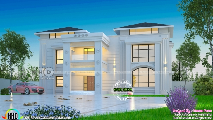 Splendid Grand Arabian Style Home Design | Kerala Home Design | Bloglovin' Kerala Home Design 2018 Picture