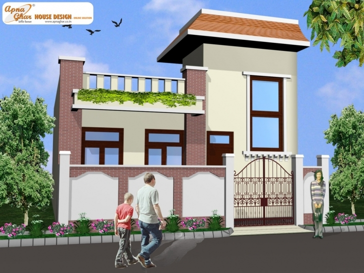 Splendid Great Ideas Of Front House Design 15 #8165 House Front Designs 15 Image