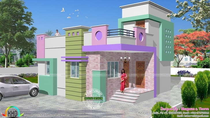 Splendid House Plan April 2016 Kerala Home Design And Floor Plans Independent Single Floor Independent House Elevation Designs Photo