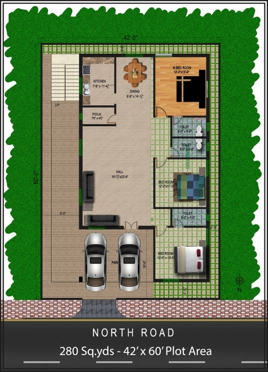 Splendid Image Result For 30 X 60 Homes Floor Plans With Elevation | House North Facing House Plans With Elevation Photo