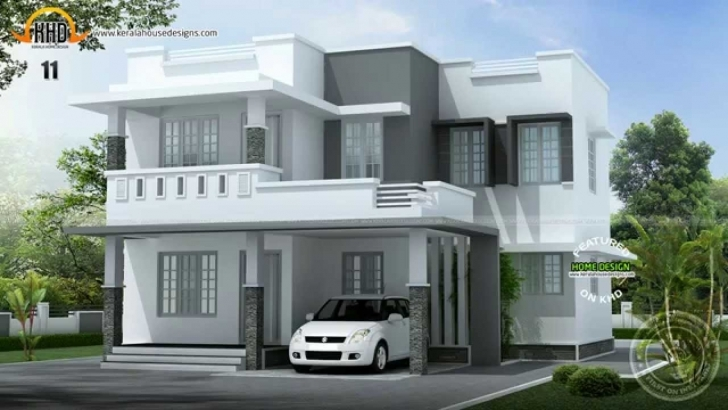 Splendid Kerala Home Design - House Designs May 2014 - Youtube House Model Kerala 2014 Pic