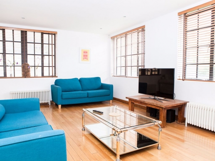 Splendid Spectacular 4 Bed Flat Close To London Eye: Spectacular 4 Bed Flat Four Bedroom Flat London Photo