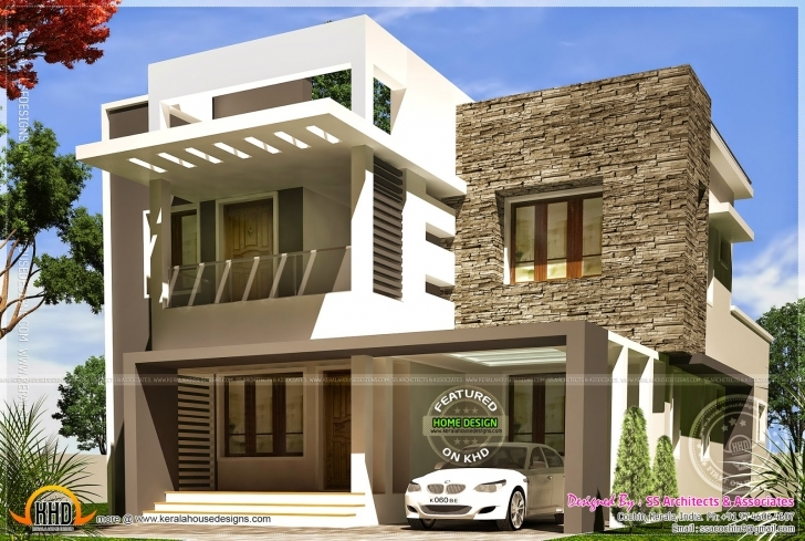 Splendid Stunning Sq Ft Duplex House Plans Pictures Today Designs Front Elevation Of Duplex House In 700 Sq Ft Photo