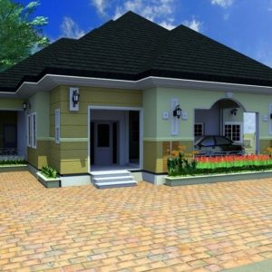 Four Bungalow Design