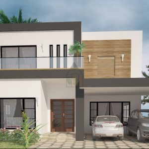 15 Marla Only House Design In Pakistan