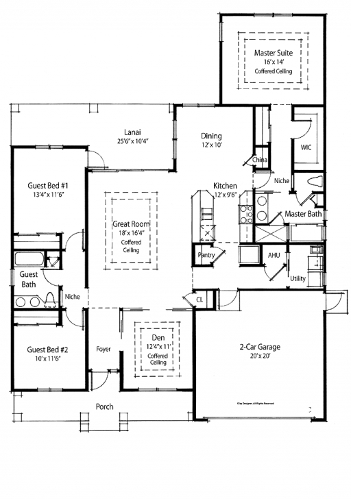 Stunning 21 Unique 3 Bedroom Floor Plan With Dimensions Of Custom Fantastic 2 3 Bedroom Bungalow Floor Plan With Dimensions Photo