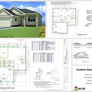 House Complete Plans And Designs