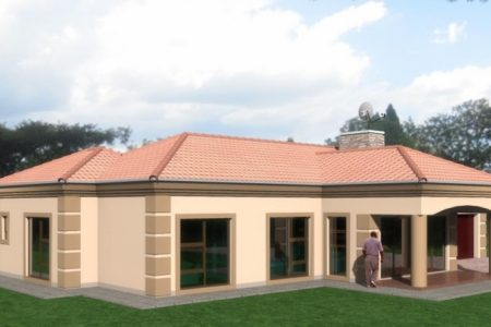 3 Bedroom Tuscan Style House Plans