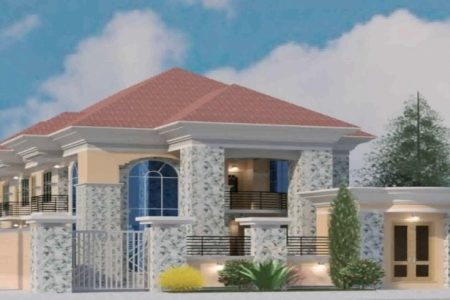 Beautiful Nigerian House Plans