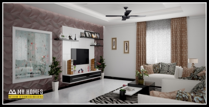 Stunning Living Room Interiors Ideas For Kerala Home Interior Design Kerala Home Design Interior Pic