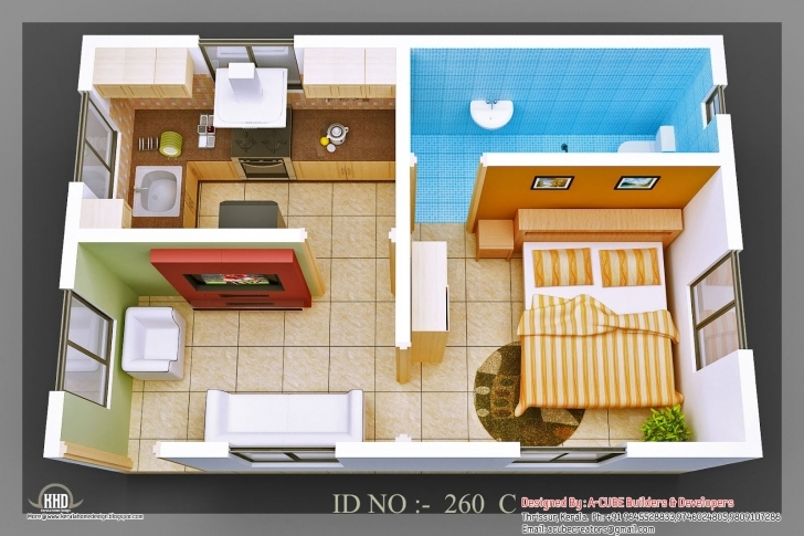 Stunning Single Bedroom House Plans Indian Style Small Indian House Plans Small Indian House Plan Images Photo