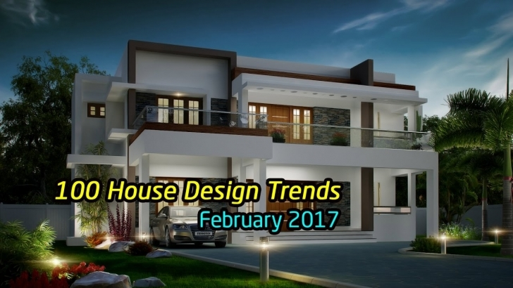 Top 100 Best House Design Trends February 2017 - Youtube House Design Trends 100 Image