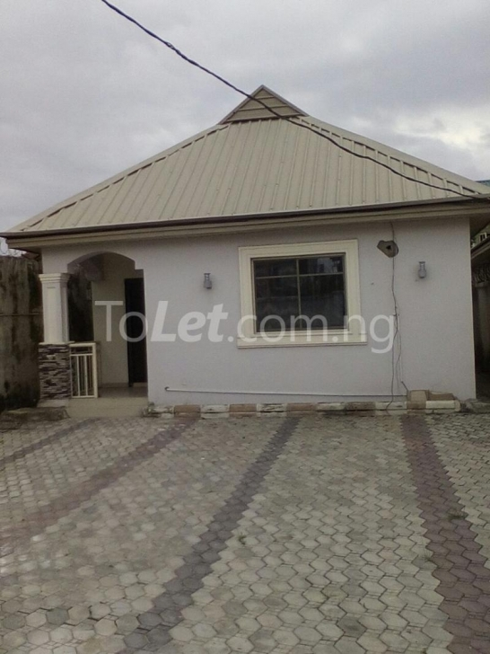 Top 3 Bedroom Bungalow For Rent Thomas Estate Ajah Ibeju-Lekki Lagos Three Bedroom Bungalows To Rent Pic