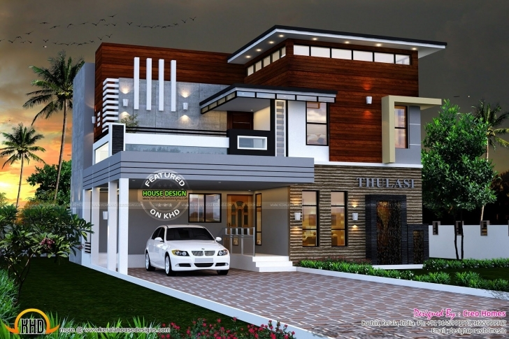 Top Eterior Design Modern Small House Architecture Building Plan Home House Design In Kerala Image
