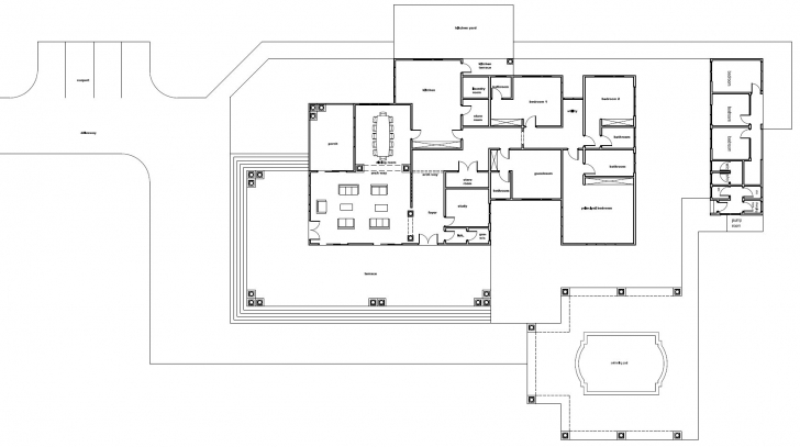 Top Ghana House Plans – Daavi House Plan Ghana House Floor Plans Picture