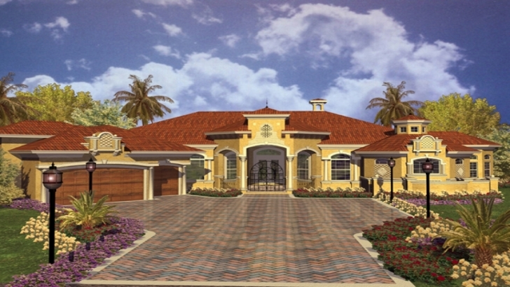 Top House: Luxury Tuscan House Plans: Luxury Tuscan House Plans Luxury Tuscan House Plans Pic