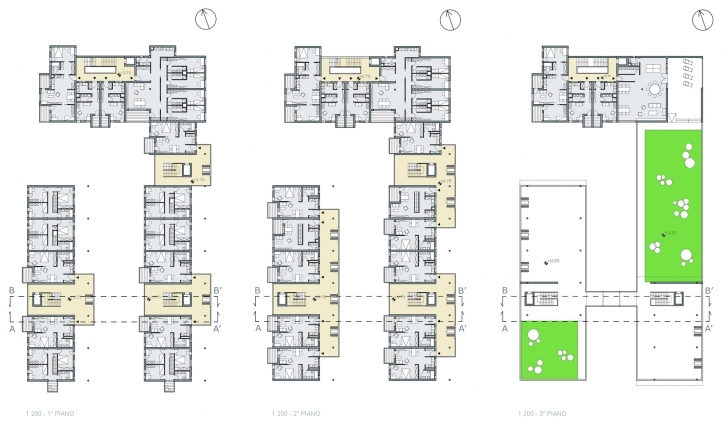 Top House Plan Apartments. Low Cost Housing Floor Plans: Affordable Low Cost Housing Plans Photo