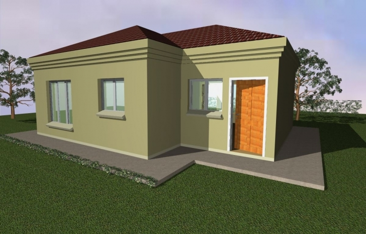 Top House Plans, Building Plans And Free House Plans, Floor Plans From Modern South African Small House Plans Image