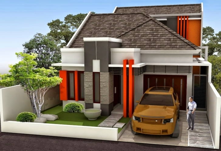 Top Minimalist House Model Type 45 | How To Newest Latest House Model Image