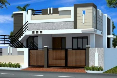 3D Home Front Elevation Images