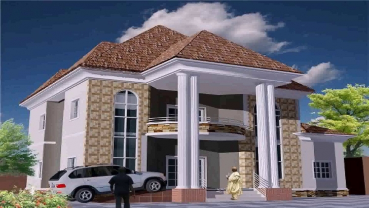 Top Photo of Best 5 House Designs In Nigeria - Housedesignsme - House Designs Nigerian Bests Housing Designs Picture