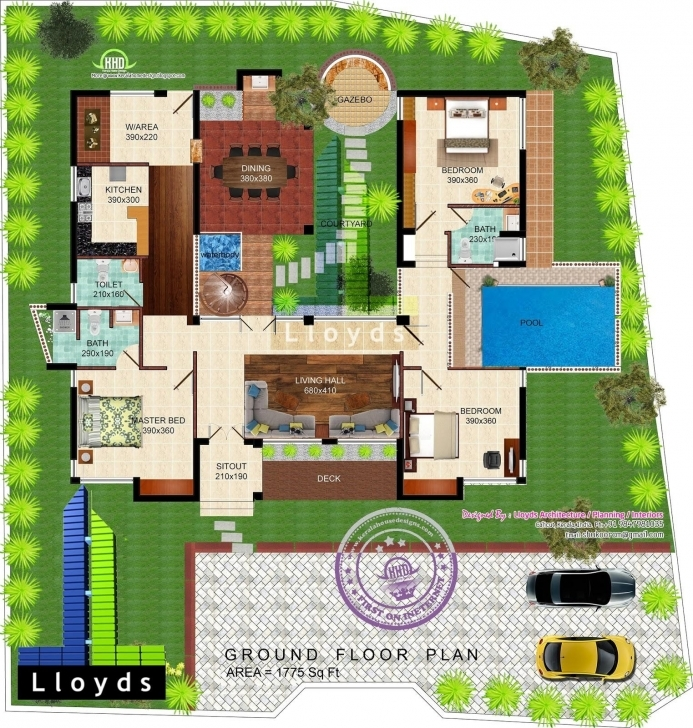 Top Photo of Eco Friendly Small House Plans Square Feet Bedroom Mud Kerala Home Eco Friendly House Model Kerala Picture