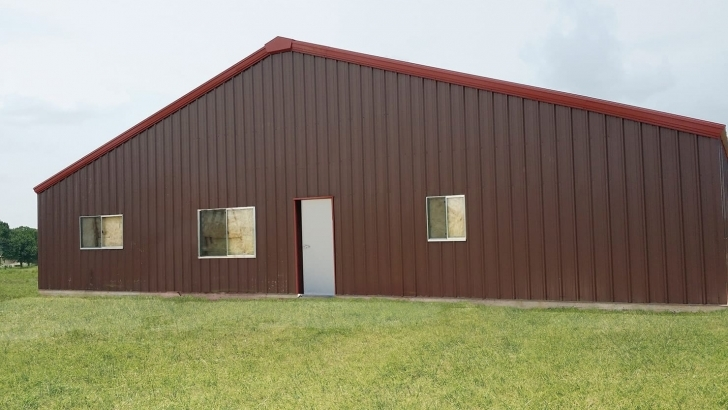 Top Photo of Metal Building Homes: 12 Custom Steel Home Plans | General Steel Metal Building Homes Image