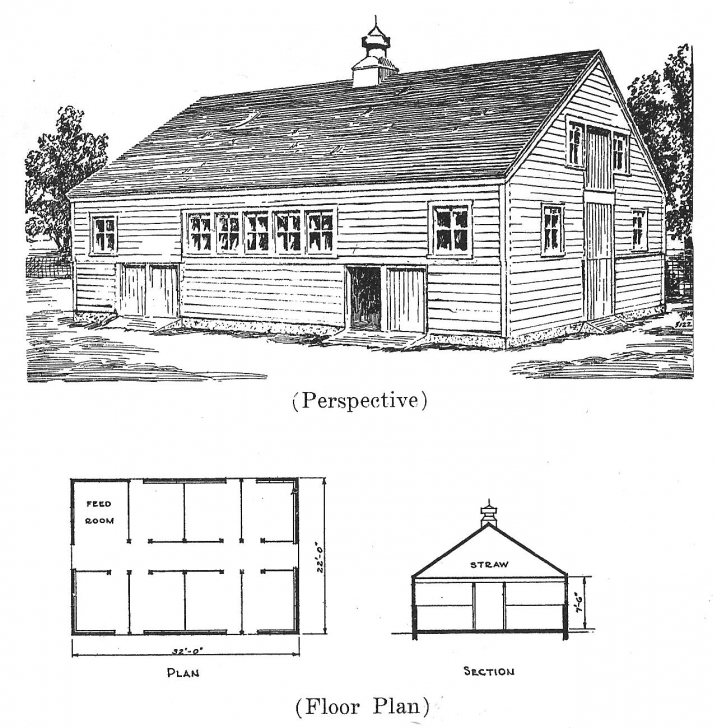 Top Photo of Plans For Hog Houses – Small Farmer's Journal Small Scale Pig Housing Plans Picture