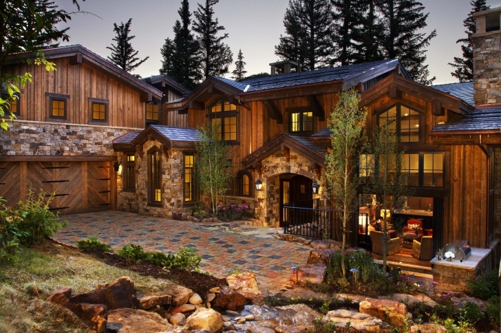 Top Photo of Real Estate Pinterest Penthouses Luxury Homes Mansions - House Plans Rustic Mountain Homes For Sale Pic
