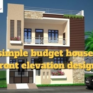 Home Front Design Simple