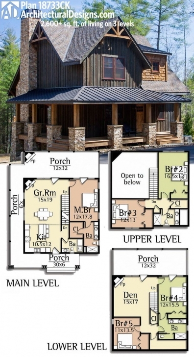Wonderful 305 Best Rugged And Rustic House Plans Images On Pinterest Rustic Mountain Home Floor Plans Image