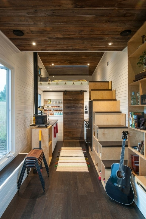 Wonderful 415 Best Tiny Houses Images On Pinterest | Architecture, Design The Dreamer Tiny House Swoon Pic
