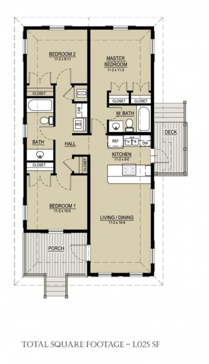 Wonderful 59 Best Small House Plans Images On Pinterest | Home Plans, Tiny 1100 Squre Feet House Template Image