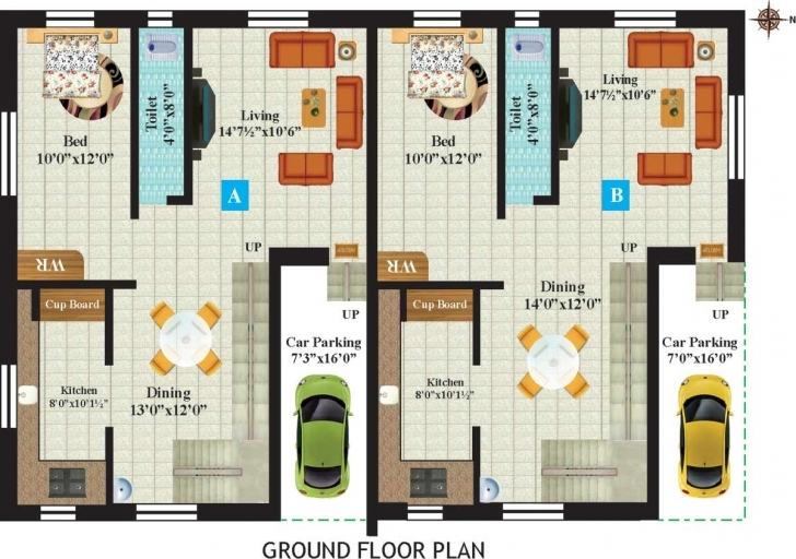 Wonderful Anandams Platinum Iyyapanthangal Chennai Residential Property On My 3 Bedroom Twin Flat Plan Pic