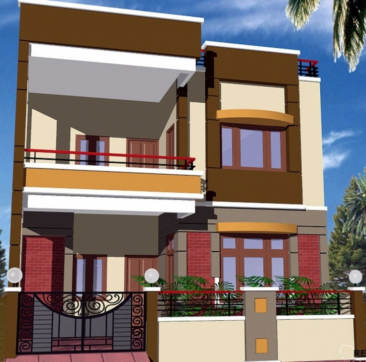 Wonderful Best Simple Home Front Design Gallery Decorating Design Ideas Modern Home Front Design Simple Photo