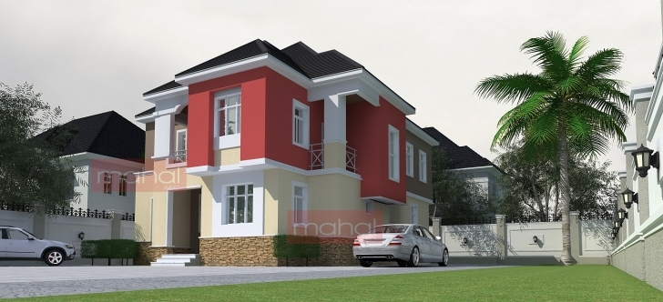 Wonderful Contemporary Nigerian Residential Architecture Nwoko House Bedroom Nigerian Residential Architecture Plan Photo