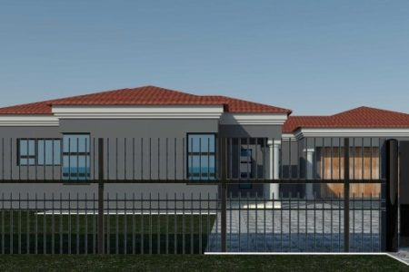 South African Modern Double Storey House Plans