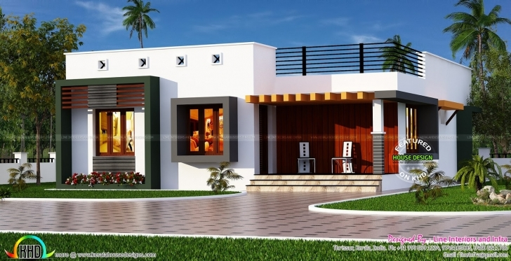 Wonderful Home Architecture: Bedroom Single Story Floor Plans Wolofi Front Elevation Designs For Single Storey Terrace House Pic