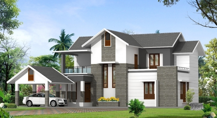 Wonderful Home Plan Kerala - Building Plans Online | #74081 Kerala Full Hd House Photo Picture