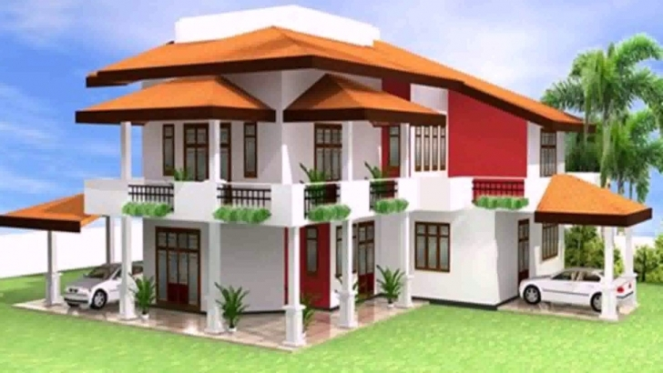Wonderful House Plans Designs With Photos In Sri Lanka - Youtube New House Plans 2017 Sri Lanka Picture